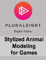 Pluralsight - Stylized Animal Modeling for Games