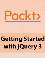 Packt Publishing - Getting Started with jQuery 3