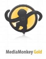 مدیا مانکی گلدMediaMonkey Gold 4.1.18.1853