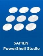 SAPIEN PowerShell Studio 2017 5.4.145 x86