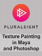 Digital Tutors - Texture Painting in Maya and Photoshop