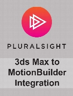 Digital Tutors - 3ds Max to MotionBuilder Integration
