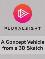 Digital Tutors - A Concept Vehicle from a 3D Sketch