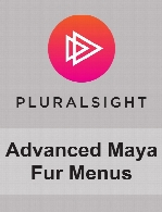 Digital Tutors - Advanced Maya Fur Menus