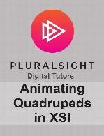 Digital Tutors - Animating Quadrupeds in XSI