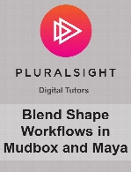 Digital Tutors - Blend Shape Workflows in Mudbox and Maya