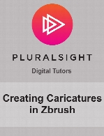 Digital Tutors - Creating Caricatures in Mudbox