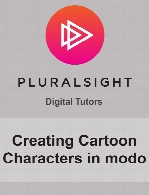 Digital Tutors - Creating Cartoon Characters in modo