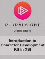 Digital Tutors - Introduction to Character Development Kit in XSI
