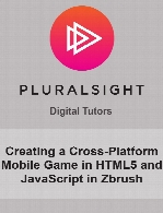 Digital Tutors - Creating a Cross-Platform Mobile Game in HTML5 and JavaScript