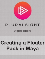 Digital Tutors - Creating a Floater Pack in Maya