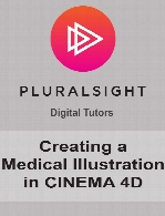 Digital Tutors - Creating a Medical Illustration in CINEMA 4D