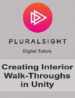 Digital Tutors - Creating Interior Walk-Throughs in Unity