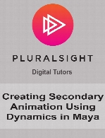 Digital Tutors - Creating Secondary Animation Using Dynamics in Maya