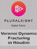 Digital Tutors - Voronoi Dynamic Fracturing in Houdini