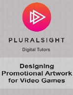 Digital Tutors - Designing Promotional Artwork for Video Games