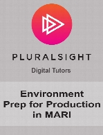 Digital Tutors - Environment Prep for Production in MARI