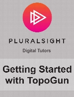 Digital Tutors - Getting Started with TopoGun