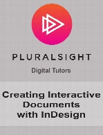 Digital Tutors - Creating Interactive Documents with InDesign