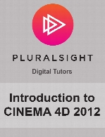 Digital Tutors - Introduction to CINEMA 4D 2012