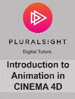 Digital Tutors - Introduction to Animation in CINEMA 4D