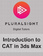 Digital Tutors - Introduction to CAT in 3ds Max