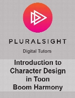 Digital Tutors - Introduction to Character Design in Toon Boom Harmony