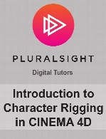Digital Tutors - Introduction to Character Rigging in CINEMA 4D