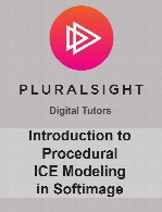 Digital Tutors - Introduction to Procedural ICE Modeling in Softimage