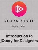Digital Tutors - Introduction to jQuery for Designers