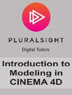 Digital Tutors - Introduction to Modeling in CINEMA 4D