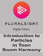 Digital Tutors - Introduction to Particles in Toon Boom Harmony