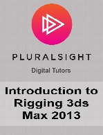 Digital Tutors - Introduction to Rigging 3ds Max 2013