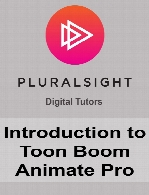 Digital Tutors - Introduction to Toon Boom Animate Pro