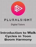 Digital Tutors - Introduction to Walk Cycles in Toon Boom Harmony
