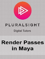 Digital Tutors - Render Passes in Maya