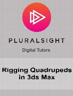 Digital Tutors - Rigging Quadrupeds in 3ds Max