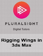 Digital Tutors - Rigging Wings in 3ds Max