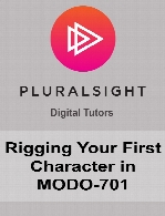Digital Tutors - Rigging Your First Character in MODO-701