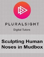 Digital Tutors - Sculpting Human Noses in Mudbox