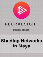 Digital Tutors - Shading Networks in Maya