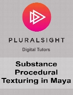 Digital Tutors - Substance Procedural Texturing in Maya