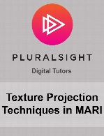 Digital Tutors - Texture Projection Techniques in MARI