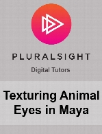 Digital Tutors - Texturing Animal Eyes in Maya