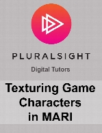 Digital Tutors - Texturing Game Characters in MARI
