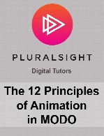 Digital Tutors - The 12 Principles of Animation in MODO