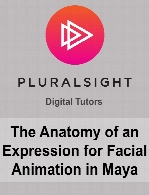 Digital Tutors - The Anatomy of an Expression for Facial Animation in Maya