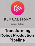 Digital Tutors - Transforming Robot Production Pipeline
