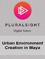 Digital Tutors - Urban Environment Creation in Maya