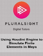 Digital Tutors - Using Houdini Engine to Simulate Finite Elements in Maya